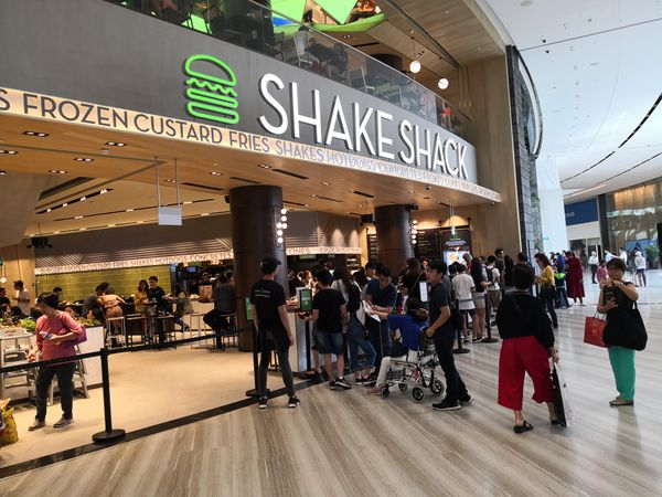Shake Shack @ Jewel